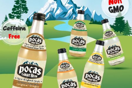 Exhibitor News: Pocas Ginger Brew Meets Superfoods