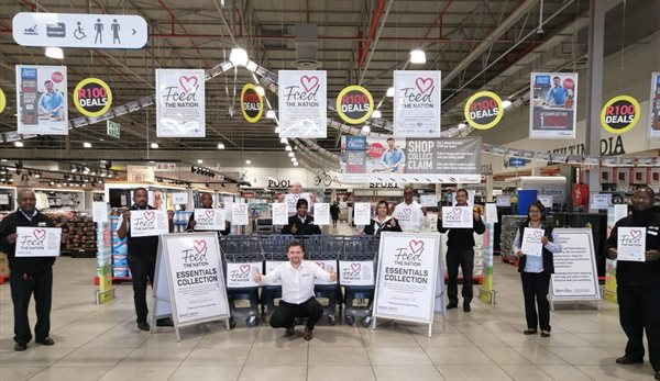 Pick n Pay launches 'Feed the Nation' relief fund