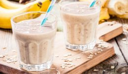 Amazing Banana Smoothie recipe from Koita Milk