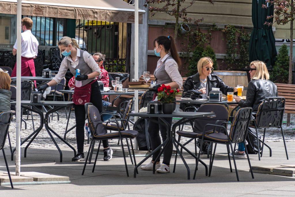 Restaurant COVID-19 protocol
