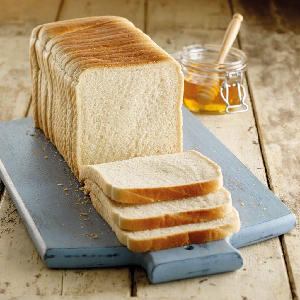 Bread sliced 1