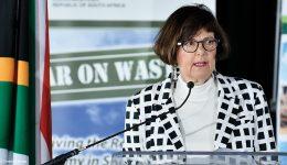 Minister Barbara Creecy