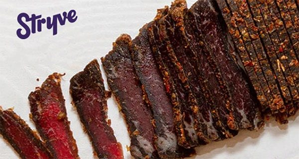Biltong hits the big time – listing in New York