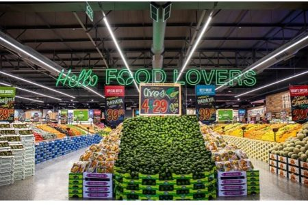 A look at Food Lover's new flagship store in Johannesburg