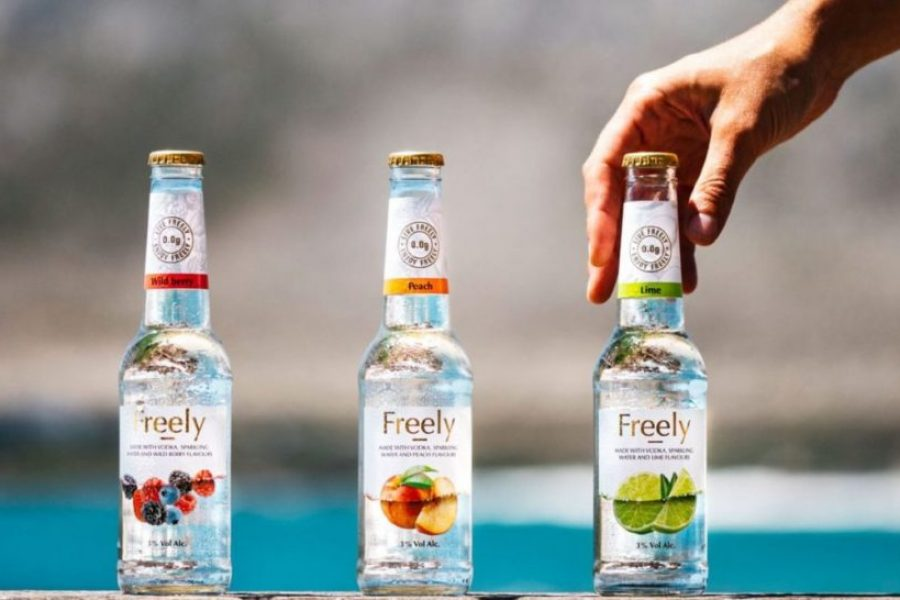 Introducing Freely – another local hard seltzer hits shelves